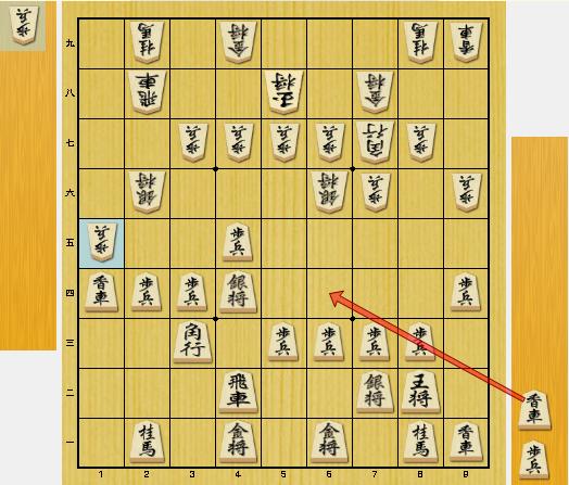 ここで自分で指した手は△2五香打ですが、ソフト(水匠4改)的に△6四香のほうがすぐれているようです。 どう考えたらこういう選択ができますか? 宜しくご教授ください。 #将棋