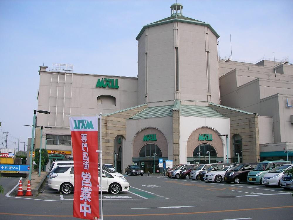 兵庫県姫路市のザ・モール姫路や山口県下松市のザ・モール周南は何故「ゆめタウン」に改装されたのですか?