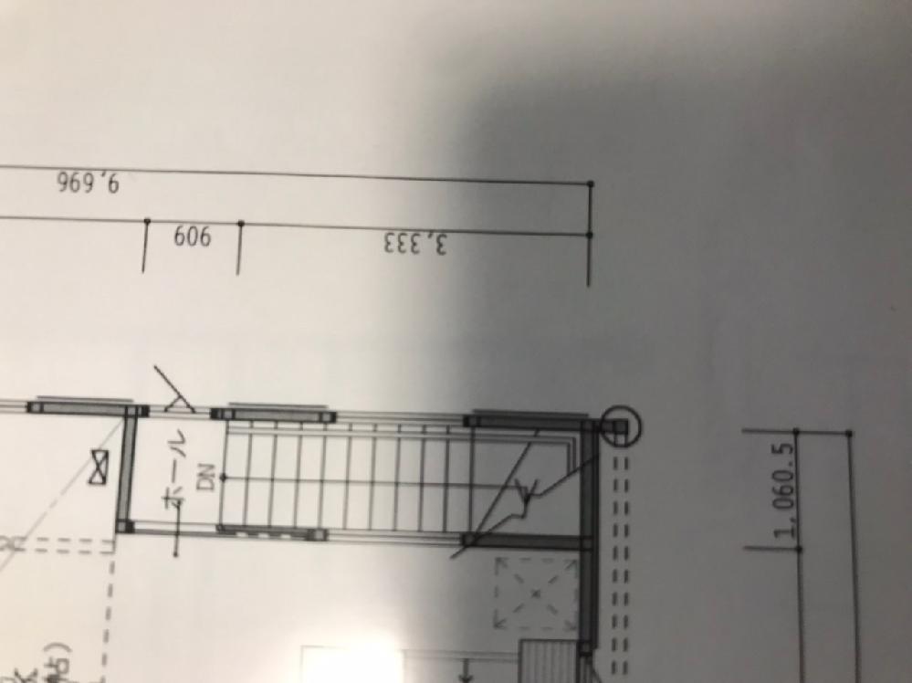 この図面で幅68.5奥行き70の冷蔵庫を搬入することが可能でしょうか?