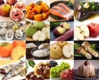 『秋の味覚』っていろんな食材やお料理がありますが どんなのがお好きですか? (o^ー')/♪ もしよかったら教えてください…ฅฅ* ※画像はご参考です~☆  ☆upple♪