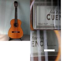 先日入手しましたギターについて教えて下さい。  CUENCA Mod R4P とラベルに記入が あり、 全長88センチくらいです。  いくらくらいのギターなんでしょうか。 よろしくお願いいたします。
