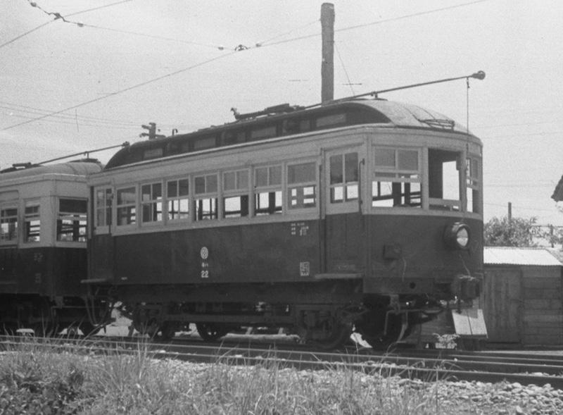 昭和26年の西武園線は東村山駅から村山貯水池駅まで走っていましたか?