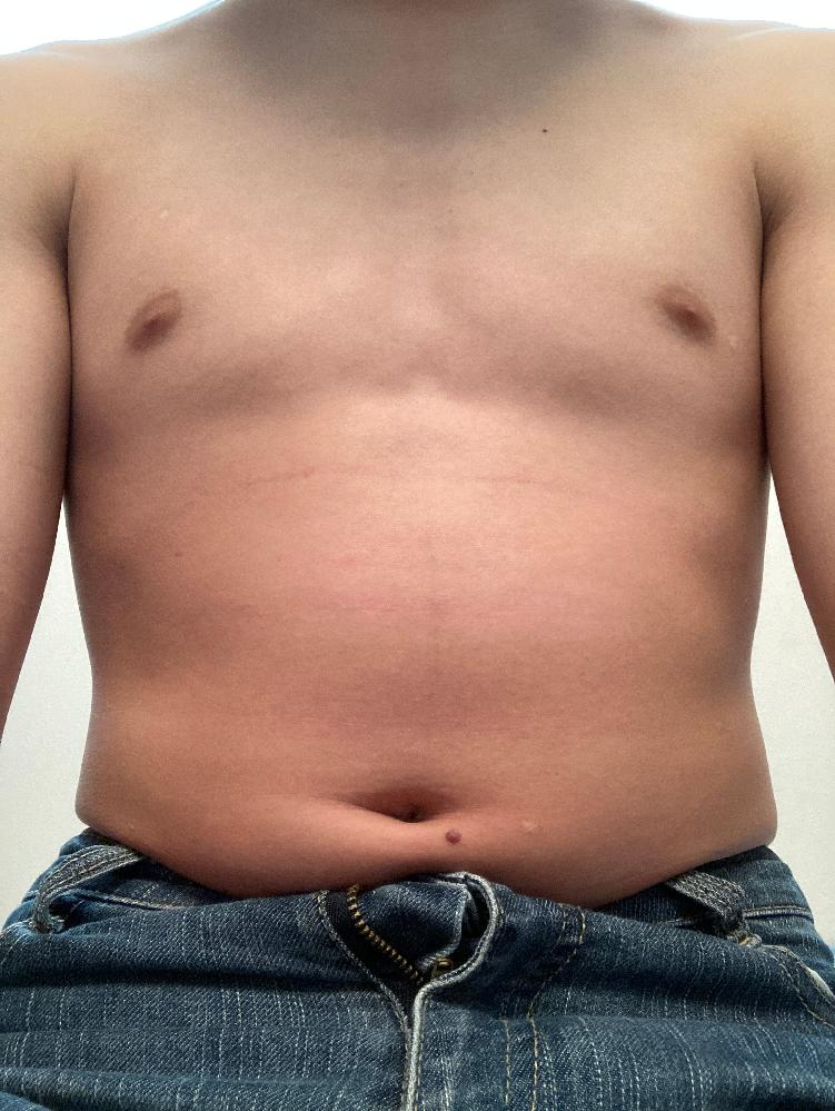 太る方法教えてください! また、今の体型の感想もお願いします!