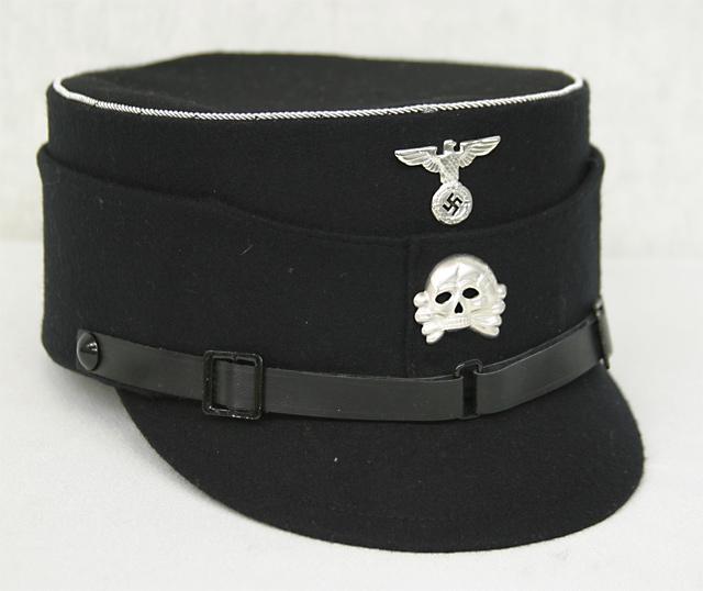 ナチス親衛隊SSのケピ帽は高価ですか?
