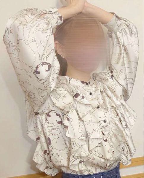 声優の山根綺さんが着ているこの服のブランドが知りたいです。 服の特定が得意な方、教えてください。 Googleフォトで検索してもなかなか出てきませんでした。 検索用: 山根綺 声優 服 ブランド 特定 ブラウス フリル 可愛い