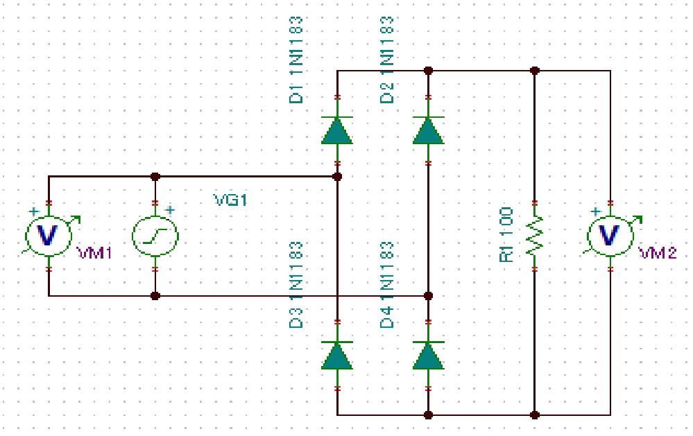 なぜ画像の回路は実際のオシロスコープの汎用プローブによる接続では実現できずTINAなどのシミュレータだとできるんでしょうか?出来ている理由を教えてください!
