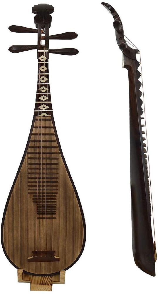 琵琶って中国の楽器なんですか? 日本でも江戸時代から弾く人は居ましたよね?
