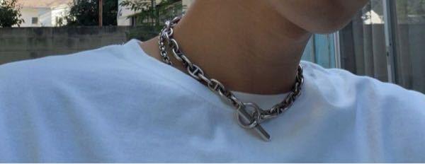 どこのネックレスかわかりますか?