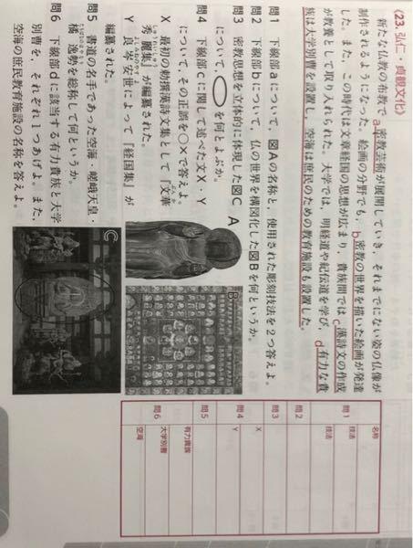 高2の日本史ワークの解答教えて下さい!
