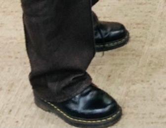 これって何の靴か分かりますか?