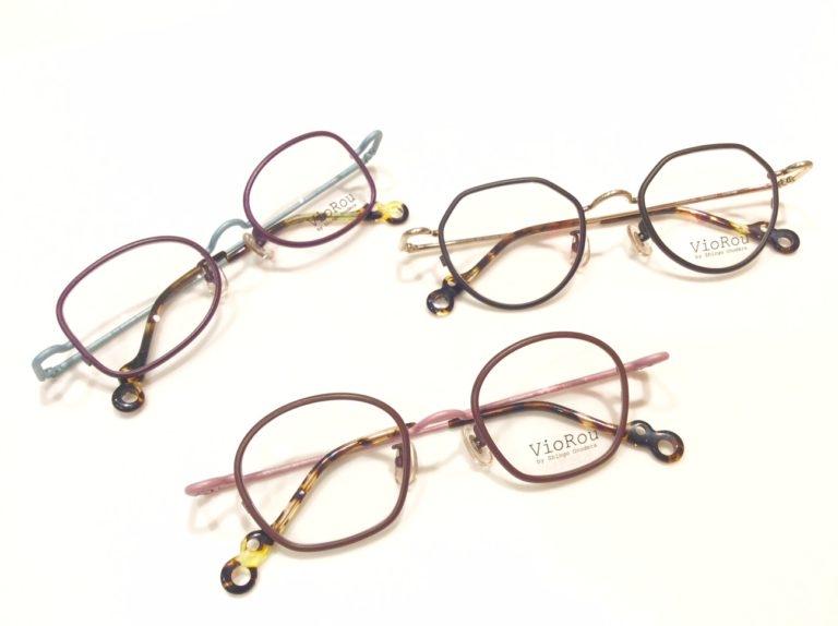 こういったデザインのメガネをかけている方は、めずらしいのでしょうか?