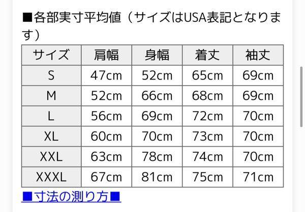 Champion リバースウィーブ US規格 についての質問です。 当方、173cm、68kg、ガッチリ体型なのですが少しオーバーめに着たいと思ってます。 そこでサイズ感を知りたいのですが画像のサイズ表をみてLかXLで迷ってます。 どちらが綺麗なシルエットになりますか?