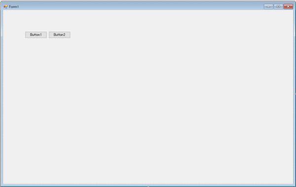 vb.netのWindowsフォームにて Buttonで選択したものを表示する方法はありませんか? パネルに別のフォームを表示させることはできるのですが、ボタンが常時見えていたりします 1をクリックしたならば、それに該当する内容をform上に表示 2をクリックしたならば、2に該当するものを表示ということがしたいのです 戻るボタンみたいなもので、元の画面にも戻せるようにしたいです ただ、文字を表示させたいだけではありません。 テキストボックスだったり、チェックボックスも含めたいです