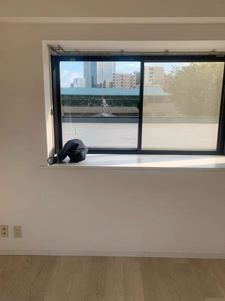 このようなタイプの出窓にもブラインドはつけれますか??よろしくお願いします。