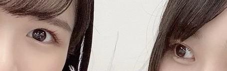 坂道パーツクイズ其の541 画像の現役または元坂道メンバーは 左右それぞれに誰でしょう?
