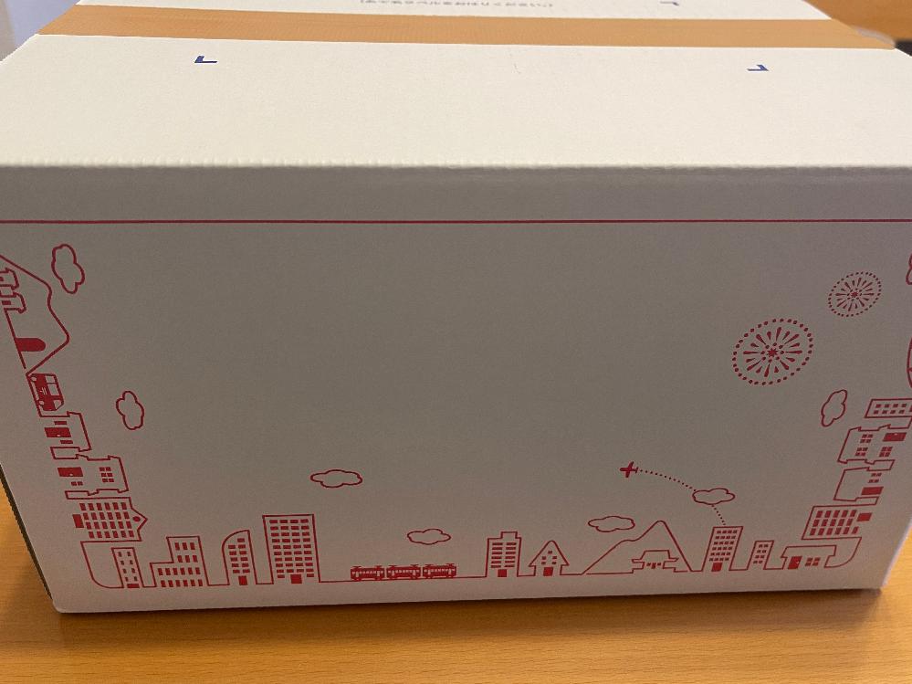 この箱でもゆうゆうメルカリ便って大丈夫ですか??またこの箱だと何サイズになりますかね??