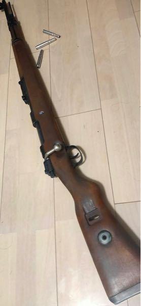 この銃(?)の名前を教えてくださいm(*_ _)m