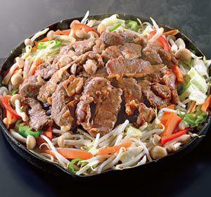 ハーフの昼食にジンギスカン鍋はありですか?