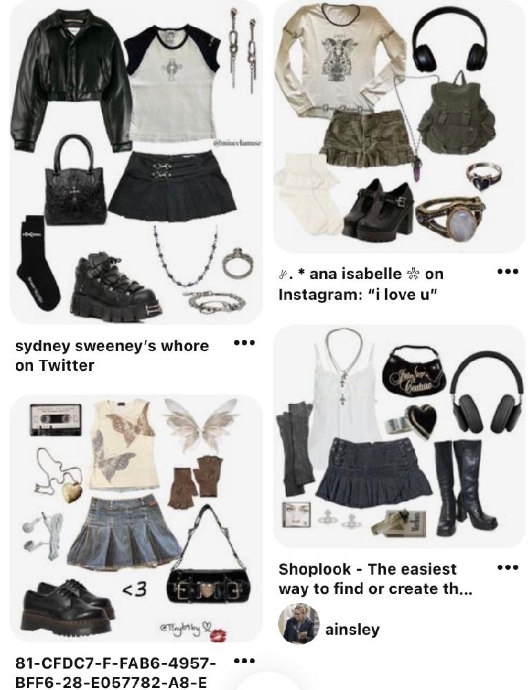 写真の様なビンテージ??っぽい服を買いたいのですがそのような服が売ってるサイトかブランド教えて下さい。。。