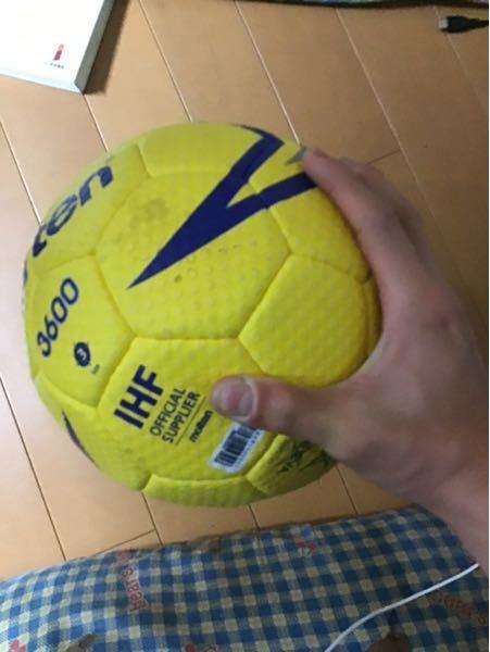 高校からハンドボールを始めた男子です 自分は身長が161くらいで小さいですなので手も小さいです 中指から手のひらの付け根まで16センチあるかないかくらいです 握力は40くらいですがボールをしっか...