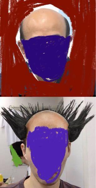 学生です。 会社で、上の髪型の人が、下の髪型にして出勤したら怒られるものでしょうか。 体感で構わないので教えてもらえると嬉しいです。
