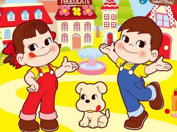 不二家のペコちゃんの男の子(ポコちゃん)は、ペコちゃんの弟ですか?ペコちゃんの彼氏ですか?