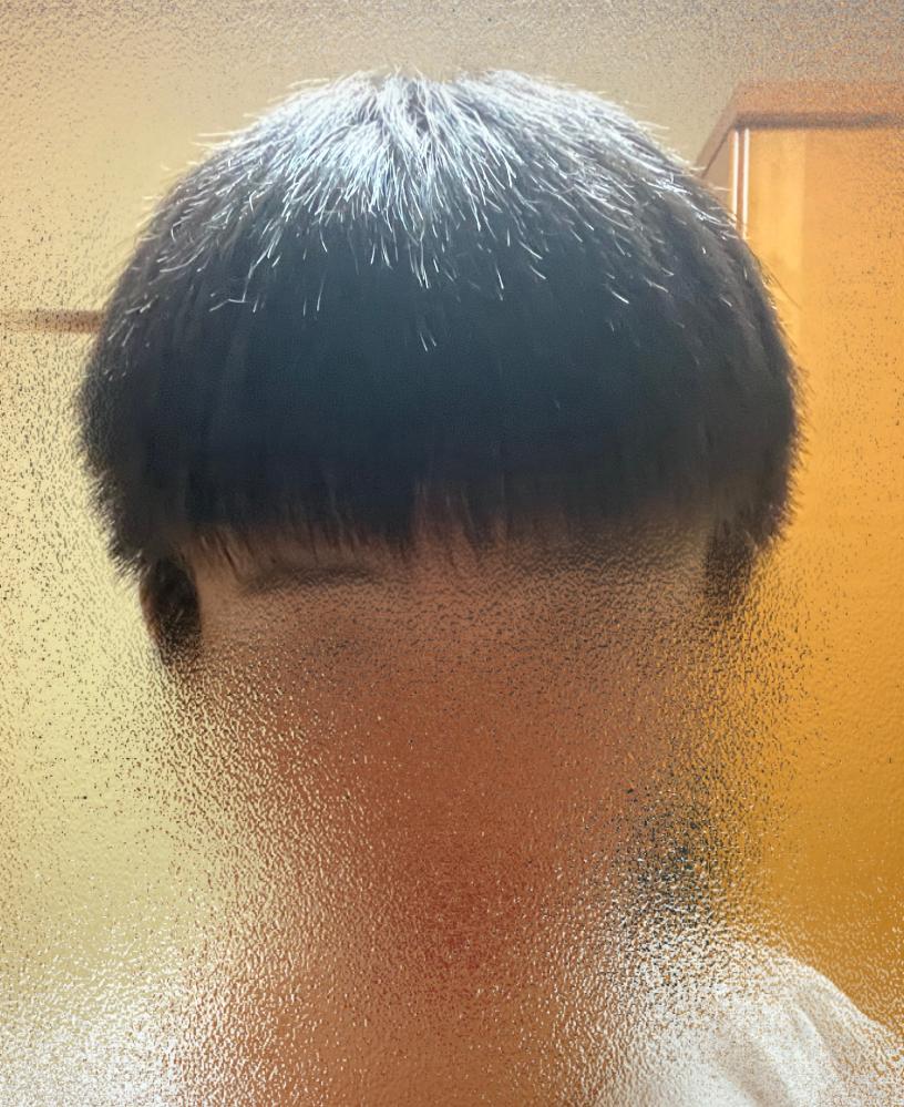 質問失礼します。 今現在写真のような髪型なのですが、 ①マッシュにするにはあとどのくらいの期間必要か ②サイドや襟足の部分がもさっとしていて気になるがそのまま伸ばしていけばいいのか よろしくお願いします。