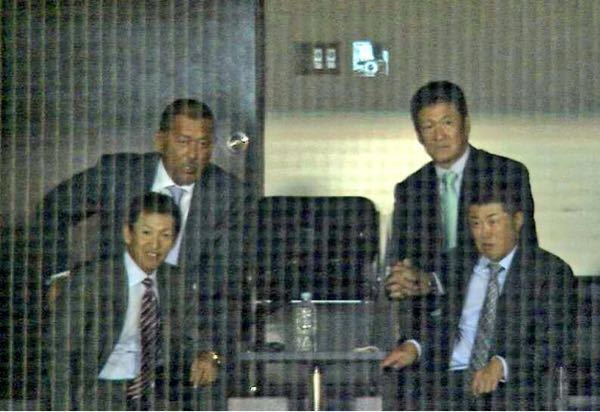清原和博さんは中日に入閣しないのですか? 舎弟の立浪さん監督で