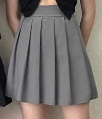 このスカートはどのような骨格に合いますか?