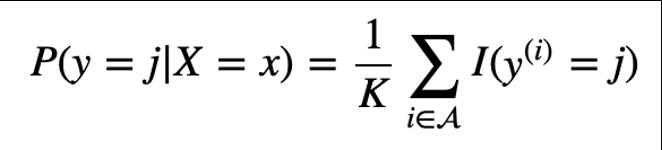 機械学習のKNN(K近傍法)に出てくる下記の式の意味を噛み砕いて、教えてください。 出展: https://ai.plainenglish.io/the-math-behind-knn-7883aa8e314c