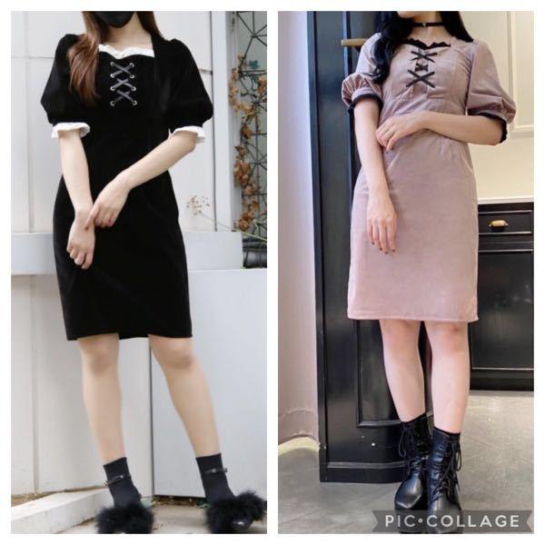 どちらの色が良いと思いますか?