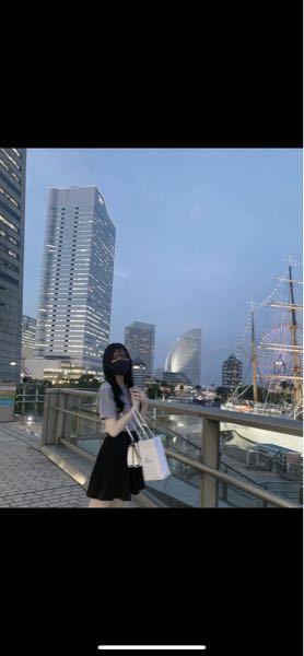このTikTokerのまりやちゃんが横浜で撮ってる場所ってどこですか?どっかの駅とかですかね
