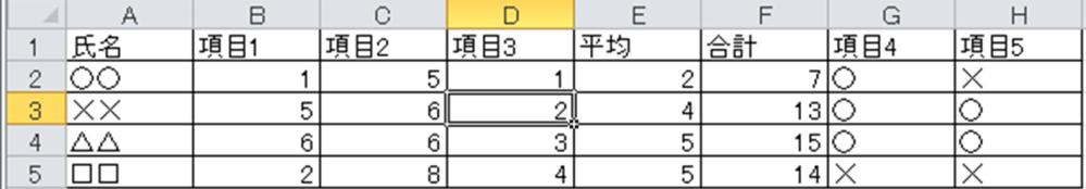 エクセルのマクロについて質問です。 このような表で、アクティブセルを含む行を選択して一部の関数が入っている列(この図の場合EF列)以外の値を削除する場合、どのようにしたら良いでしょうか。 実際の表は項目が日々増えていくため、表の範囲は固定ではありません。 ActiveCell.EntireRow.Select Selection.ClearContents 現在↑のようにしているため、全て削除してしまって再度上の関数をコピーしている状態です。よろしくお願いいたします。