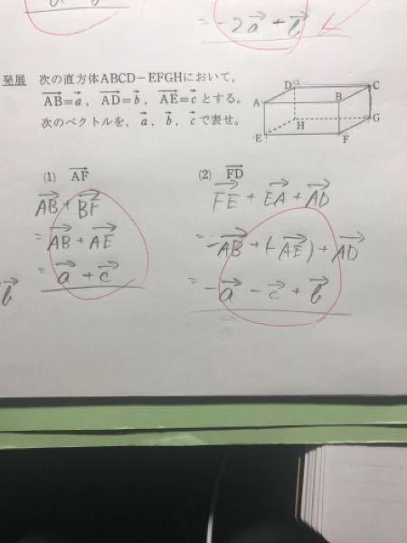 至急 2番の問題の答えですが、答える順番はどうでもいいのでしょうか?