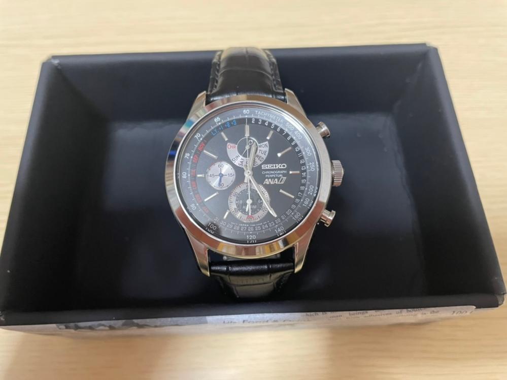 この時計の曜日の合わせ方が分かりません、教えてください。
