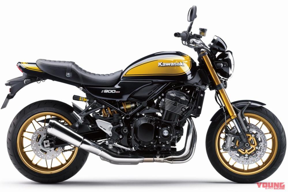 バイクのフロントサスて重要度が低いのですか。 ・・・・・・・・・・・・・・・・・・・・・ Z900RS SEはリアサスだけオーリンズでフロントサスは金色に塗っただけのナンチャッテオーリンズだそう...