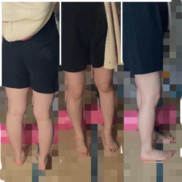 162cm 55kg 19歳 この足の太さでこのパンツはやめた方が良いですよね。。 この足を見て 短っ!!太っ!!ショーパン辞めとけっ!! てなりますよね。?