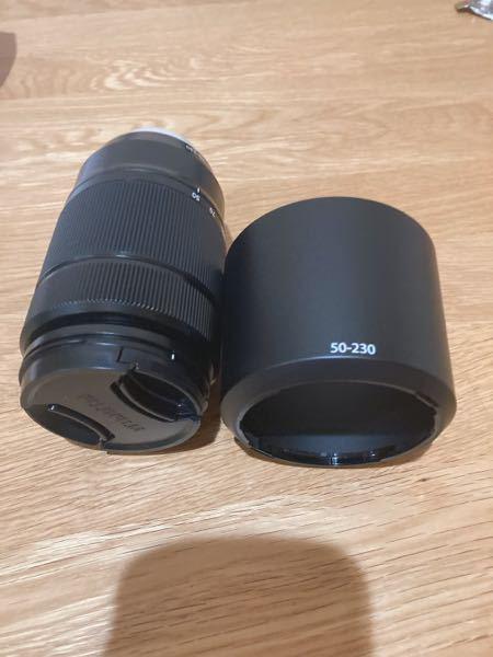 カメラのレンズを買った時に着いていた右際のものはどのようにいつ使うのですか?