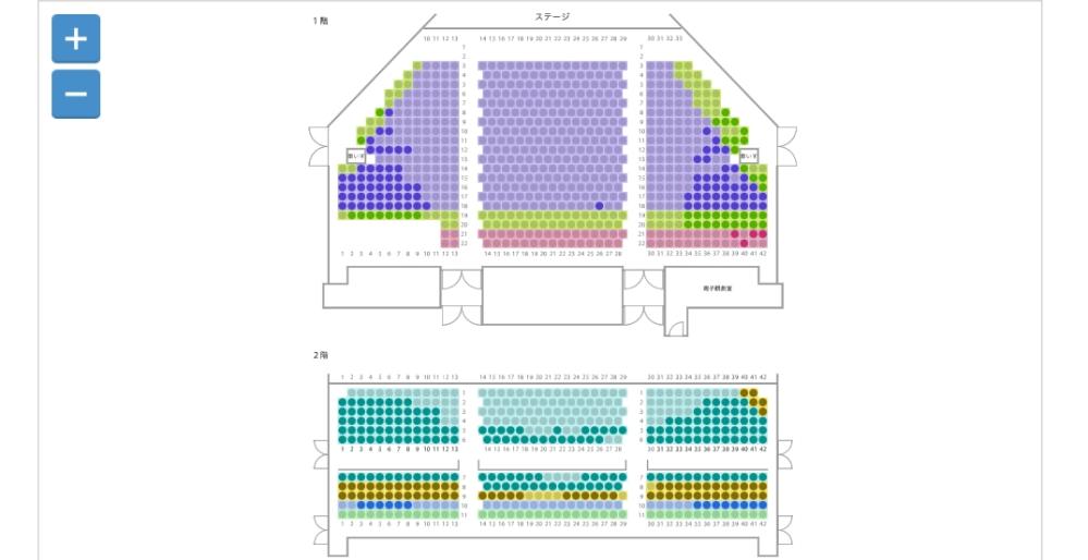 劇団四季 オペラ座の怪人 今度オペラ座の怪人を観劇します! 初めての観劇なのでどこか席のおすすめがあれば教えていただきたいです。゜(゜´ω`゜)゜。