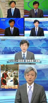 NHKアナウンサー登坂淳一さんに何があったのでしょう?? 年々白髪が増えてきてますよね  あんなに若々しかったのにNHKで心労になるようなことが多いのですかね?  驚きの老け込み具合なんですが  登...
