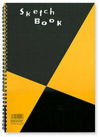 スケッチブックに裏表は存在するのでしょうか・・・? 本格的にではないのですが、スケッチブックに絵を描くのが好きです。  使用しているスケッチブックは、マルマンのスケッチブックなのですが 裏表が同じな為...
