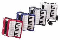 ピアノアコーディオンの鍵盤の数について教えてください! ピアノアコーディオンって鍵盤の数によって値段が大きく違いますよね; いろいろと調べたのですが、鍵盤の数について詳しく書いてるHPがなかったので ...
