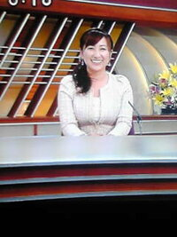 皆さんが住んでいる地域の放送局で、スタイルが良い女子アナ・女性キャスターを教えてください。   ちなみに写真は、NHK北九州放送局の夕方 ニュース【こんばんは北九州】でキャスターを務めている《安部敏恵さん》です