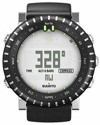 SUUNTOスントの時計はスーツに合うでしょうか? 9月に主人の誕生日が有り、SUUNTOスントコア・ライトブラックが欲しいと言っています。  この時計を会社にして行く(スーツ姿で)というのですが、スーツに合う...