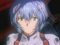 綾波レイの髪の毛ってどうして青色なんですか?