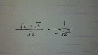 分数,計算,分母,計算方法,分子分母両方