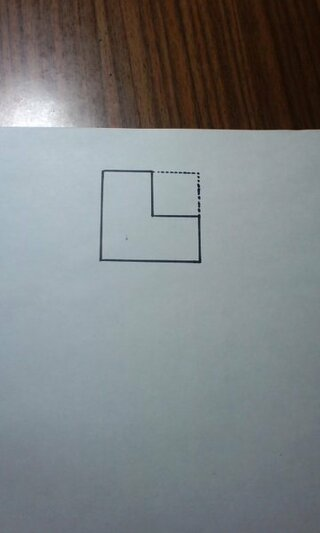重心,求め方,正方形,問題文,対称軸,物理,テスト