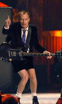 ギタリスト ロック 洋楽 短パン 美脚  ご覧いただきありがとうございます この画像のギタリストの男性の名前を教えてください。