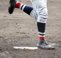 これベース踏んでないですか??? 横浜無念、本塁ベース踏み忘れ/センバツ     ↓どう思いますか?