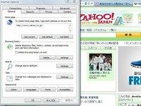 インターネットエクスプローラー9でツールバーの表示を英語→日本語にする方法は? インターネットエクスプローラー9を使っていますが、画像のように 閲覧するサイトは日本語で見れますが、ツールバーの表示が 英語になってしまいました。どうすれば日本語に戻せるか ご教示ください。よろしくお願いします。
